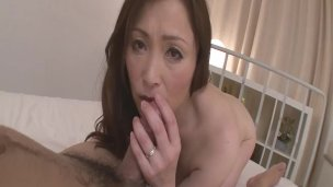 Ultra-kinky Mother Stunner Miyama Ranko Rails Penis On Pov – Extra At Japanesemamas Com