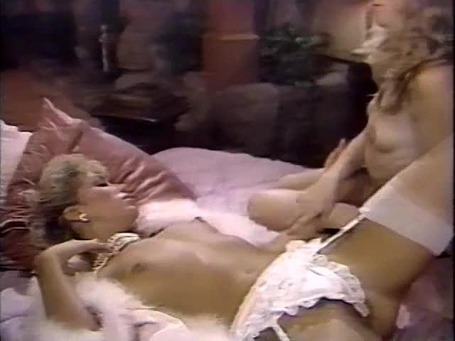Amber Lynn, Debra Lynn, Erica Boyer In Antique Hardcore Sequence