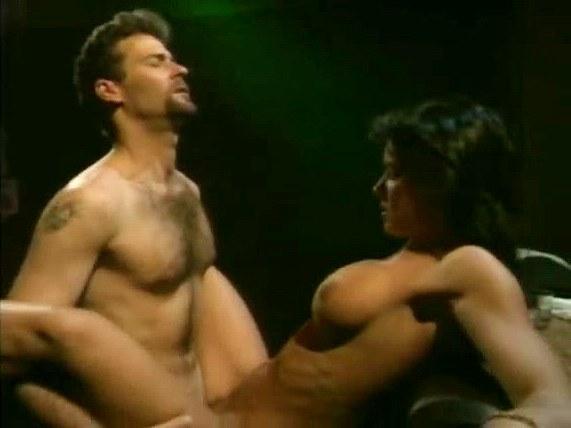 Aja, Tom Chapman In Gonzo Old-school Erotica Lovemaking With A Lot Of Shut Ups