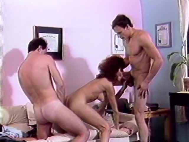 Cara Lott, Krista Lane, Sharon Mitchell In Old School Intercourse Pinch